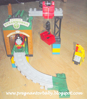 MEGABloks,thomas the tank engine