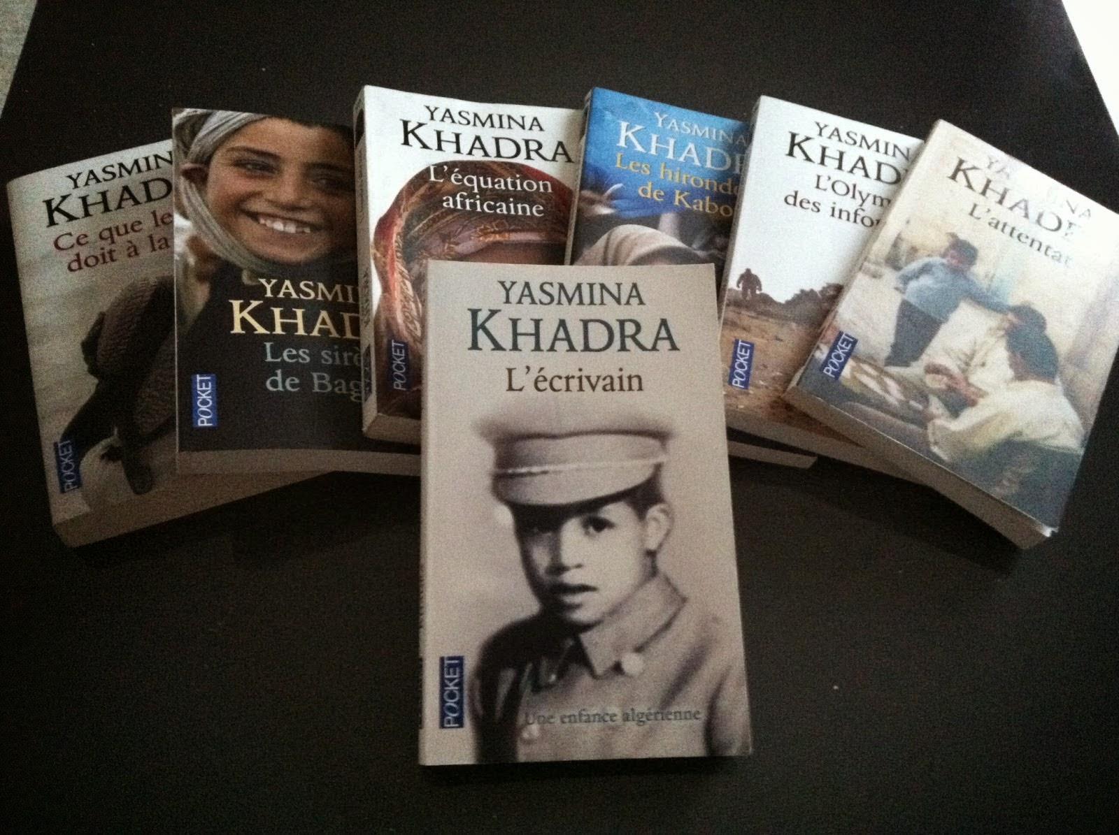 Citations de Yasmina Khadra 2108  Babelio