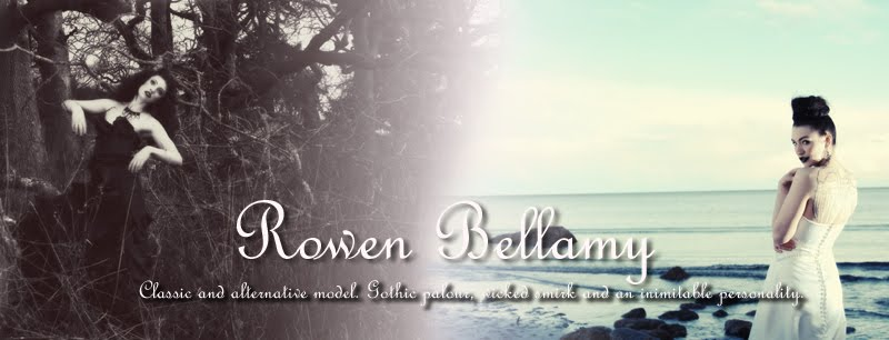 Rowen Bellamy : Model