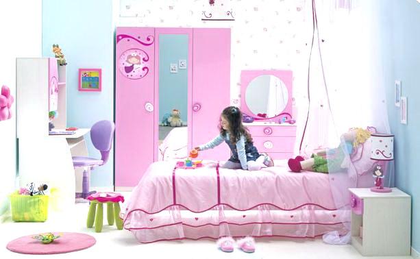 Cuartos de ni a en rosa dormitorios con estilo - Fotos de cuartos de ninas ...