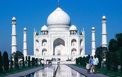 Secrete of taj mahal