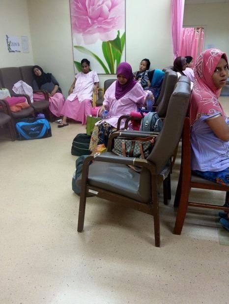 Wanita Kongsi Pengalaman Jururawat Kurang Ajar di Wad Besalin