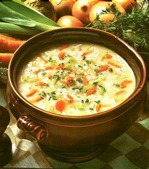 Mincir avec thermomix sp cial r gime dukan soupe for Soupe pour mincir