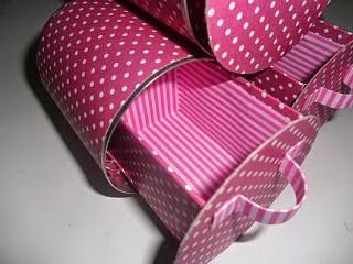 Membuat Laci Mini dari sisa Kardus dan Kaleng Susu 15