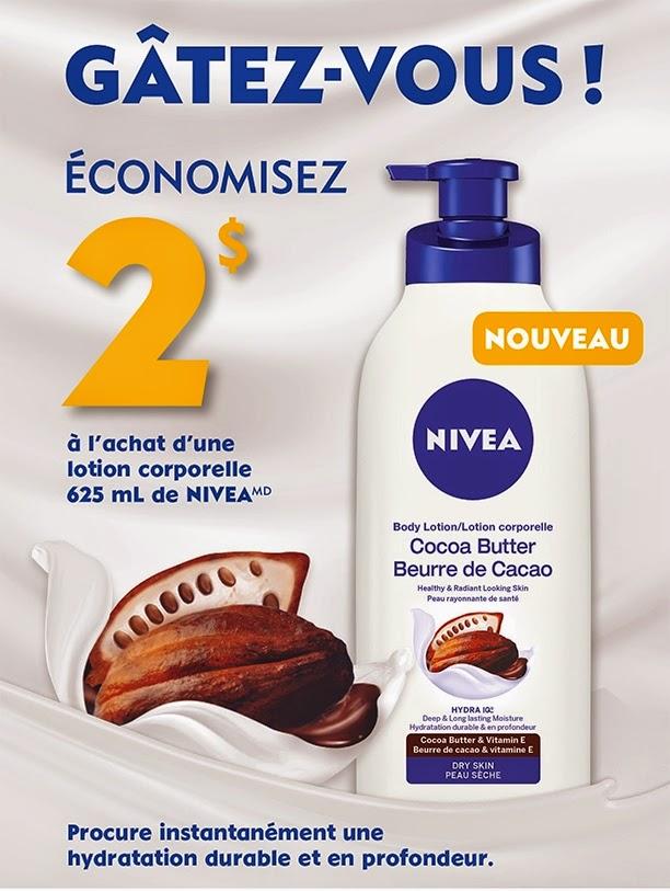Nivea lotion coupon 2018