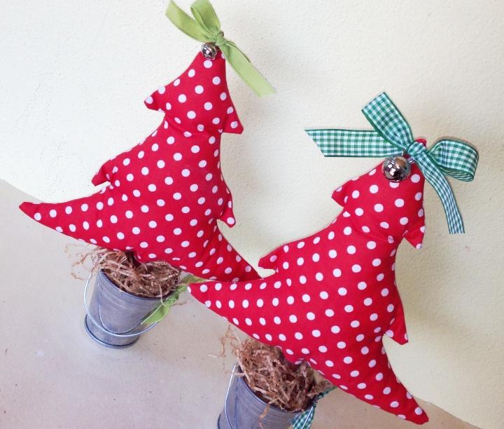 Artare idee per creare regalare alberelli di natale for Alberelli di natale