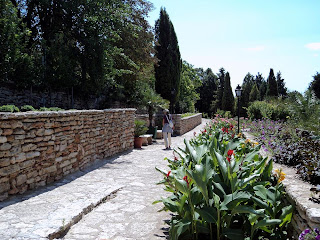 Botanical Garden in Balchik, Bulgaria
