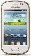 HP SAMSUNG Galaxy Fame [S-6810] - White