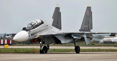 روسيا  تعلن بداية حرب الدمار الشامل ضد داعش وتطلب من العراق غلق مطاراته