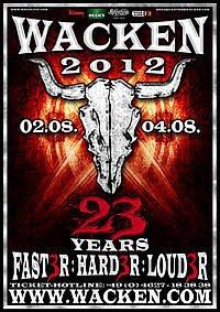 Todo vendido para el Wacken Open Air 2012