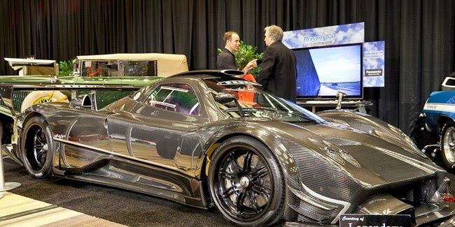 auto cars show in Toronto