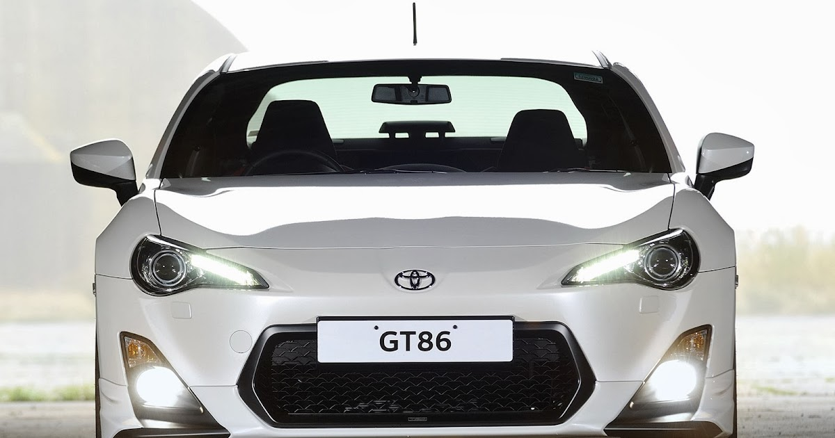 news cars new: Toyota GT86 TRD model year 2014