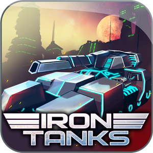 [App] Iron Tanks APK Mod Unlimited Money Free Download