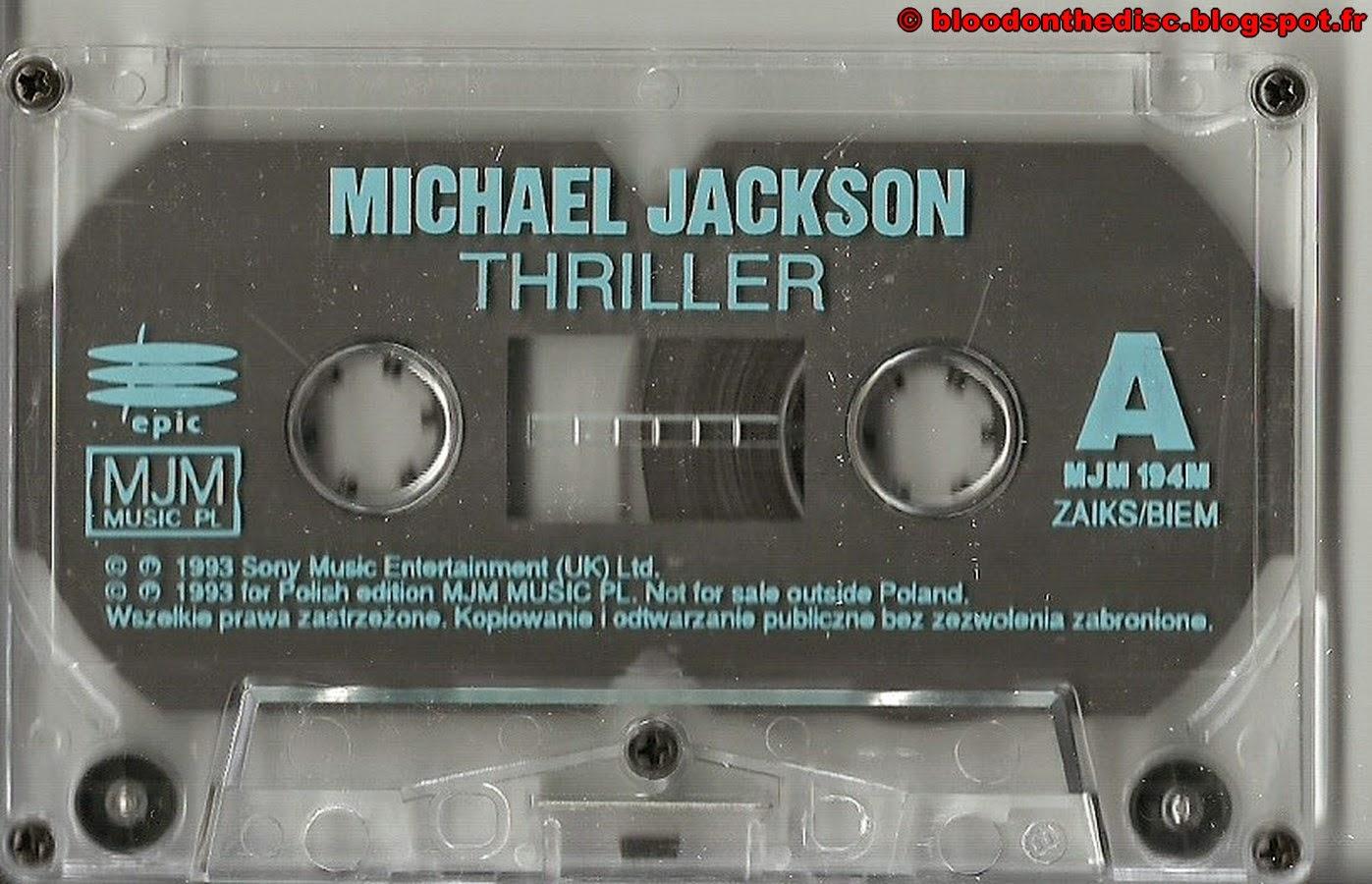 Thriller K7 Side A