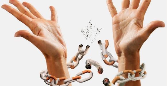 Se deixar de fumá-lo perderá o peso ou não