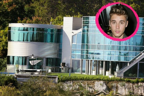 Glass House in Beverly Hills | Wow home! So luxurious, Justin Bieber now lives