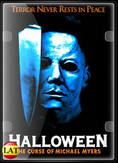 Halloween 6: La Maldición de Michael Myers (1995) DVDRIP LATINO