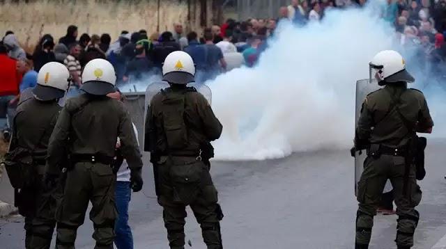 Ένταση στο Μενίδι: Αστυνομικοί κατά πολιτών ενώ Ρομά πυροβολούν στον αέρα