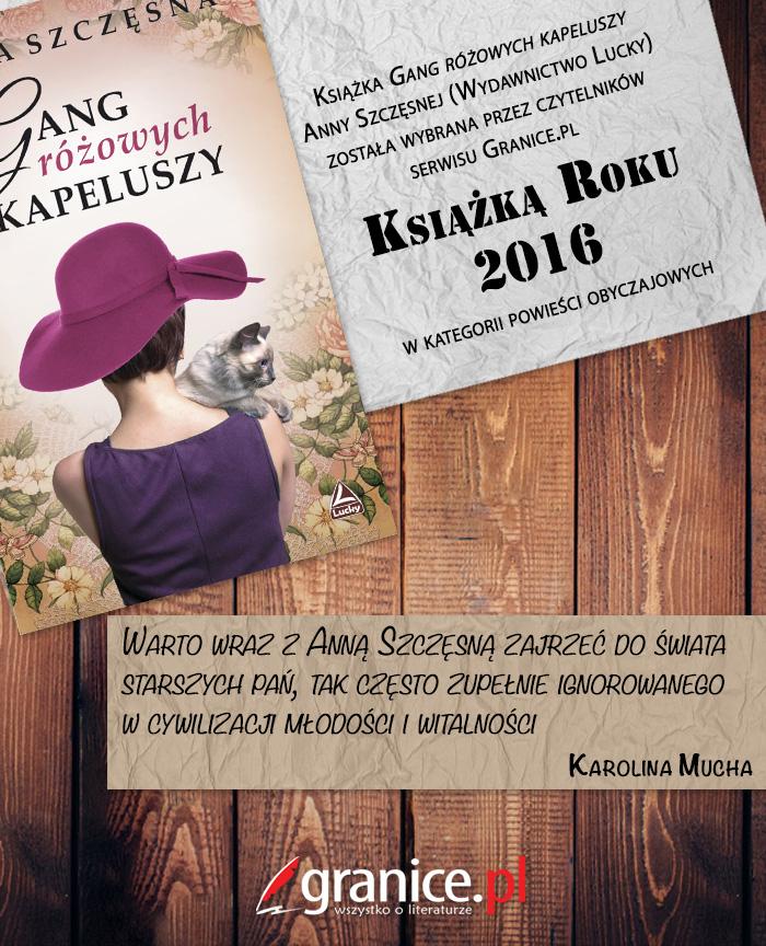 Książka Roku 2016!