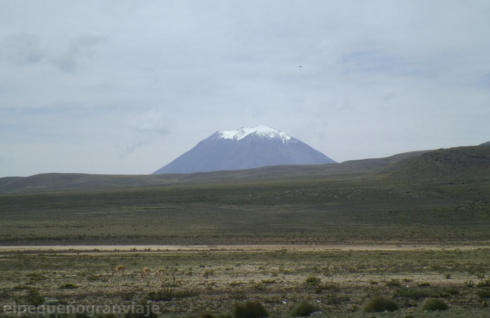volcán Misti Arequipa