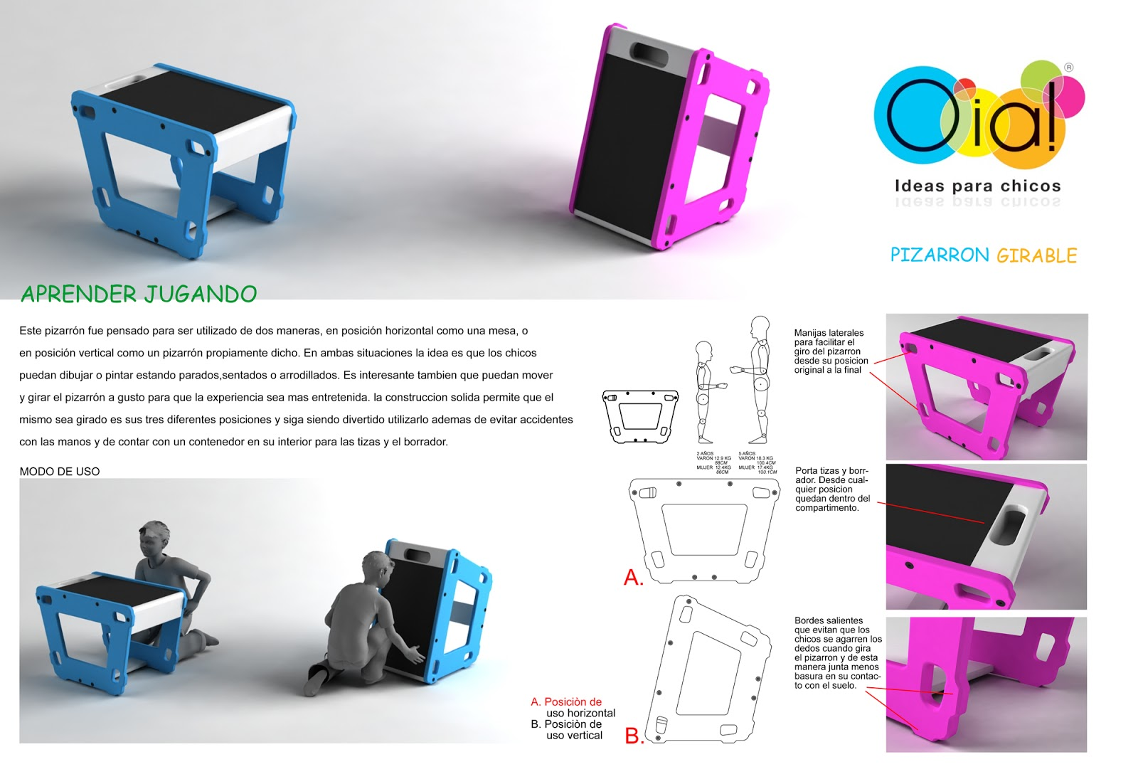 Dise o industrial up industrial design primer premio for Muebles de diseno argentina