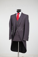 grey, designer, exclusive, quality, morning, tail suit, wedding suit hire
