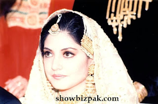 Nazia Hassan Wedding