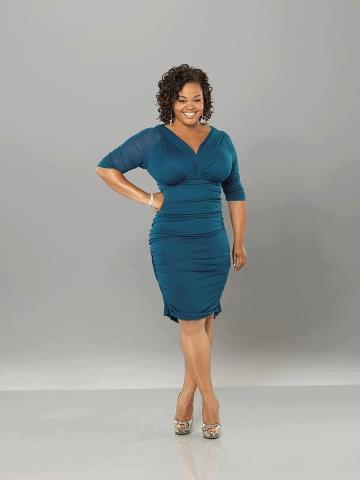 Jill scott skinny in blue dress weight loss