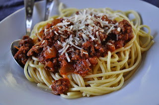 Spaghetti Sauce #2 from The Friday Friends