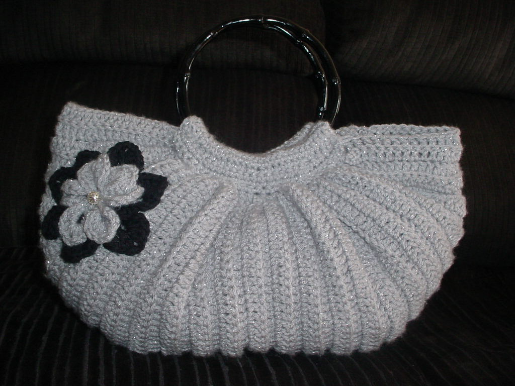 Free Crochet Patterns For Purses Bags : Best Patterns: Free Patterns