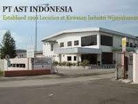 LOWONGAN KERJA PT AST INDONESIA JANUARI 2015