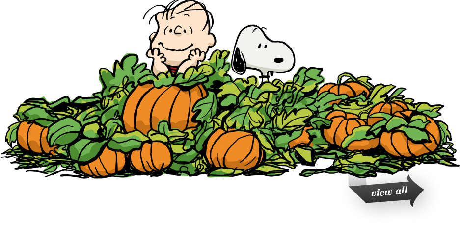 linus great pumpkin coloring pages - photo#34