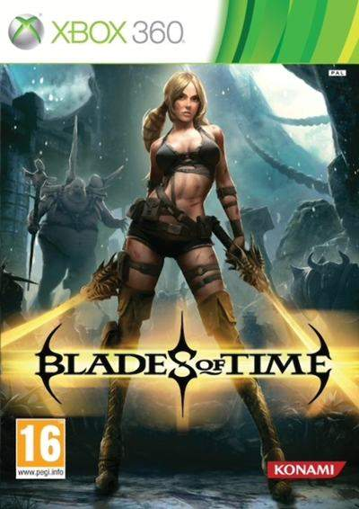 Blades Of Time Xbox 360 Espaol 2012 NTSC Descargar 