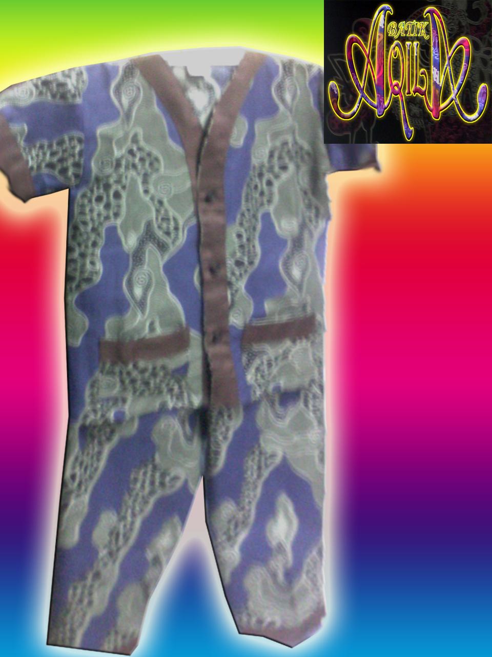 Grosir Baju Batik Anak, Batik Aqila baju Batik Anak terbuat dari bahan yang adem sejuk tidak panas dan di tambah dengan berbagai kotif batik yang tentunya disukai anak-anak. SPECIAL PRICE !!!: 1 pcs = Rp. 25.000 3 pcs = Rp. 69.000 (HEMAT 6.000) 5 pcs = Rp. 110.000 (HEMAT 14.000) 9 pcs = Rp. 189.000 (HEMAT 36.000) 10 pcs = Rp. 200.000 (HEMAT 50.000) jika anda berminat silahkan hubungi kami di 0852329133113 (telkomsel) DAPATKAN DISKON MENARIK LAINNYA DENGAN MENGHUBUNGI KAMI LANGSUNG!!! http://batikaqila.blogspot.com