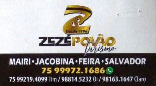 Zezé Povão Turismo