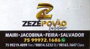 Zezé Povão Turismo