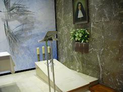 Seo de Urgell, nueva capilla Me. Janer