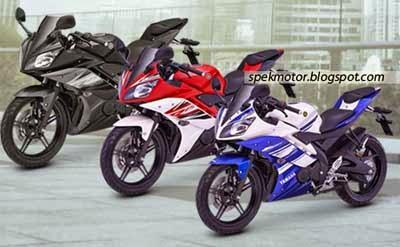 Yamaha R15 Motor Sport Racing dan Kencang