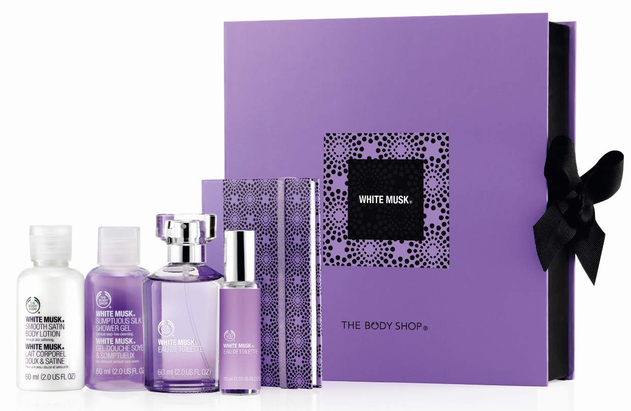 Promo du Black Friday chez The Body Shop