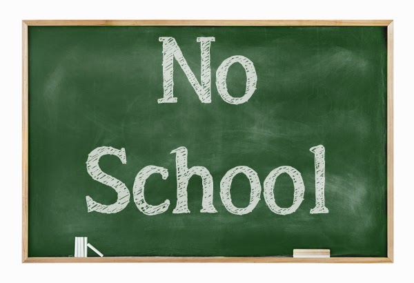 Glenridge PTO: Reminder - No School 02/16/15 - 02/20/15