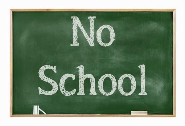 Glenridge Pto Reminder No School 02 16 15 02 20 15