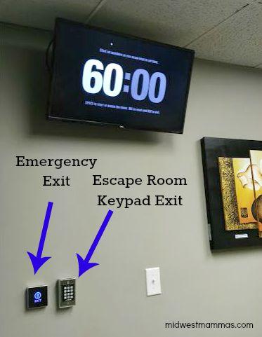 Escape Room Type Games Ps
