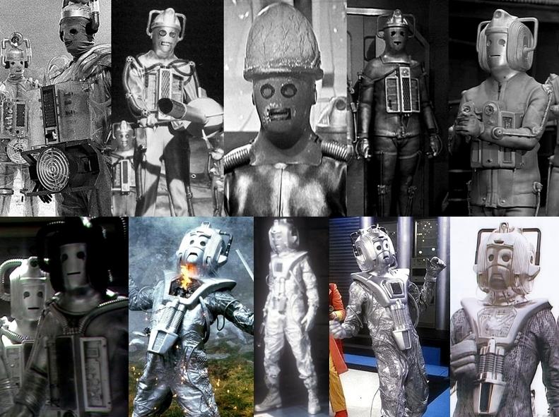 Evolution Of The Cybermen The Cybermen were first