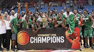 BALONCESTO - Nigeria domina su continente por primera vez