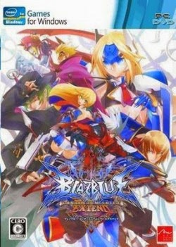 Download BlazBlue Continuum shift extend game pc full version