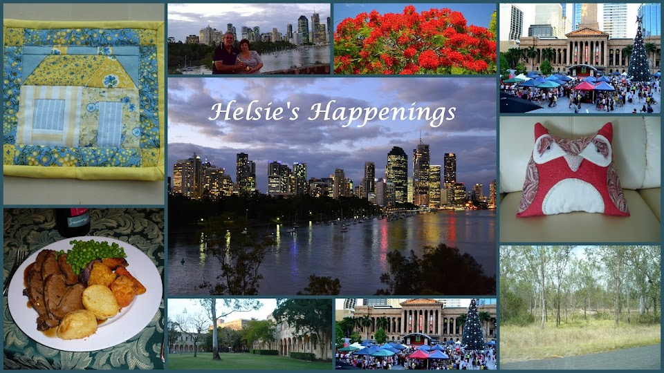 Helsie's Happenings