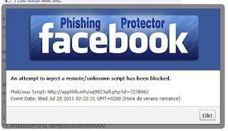 FB Pishing Protector: Melindungi Facebook dari Pishing dan Scam