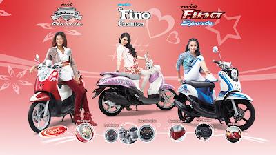 Yamaha Fino Retro 2012
