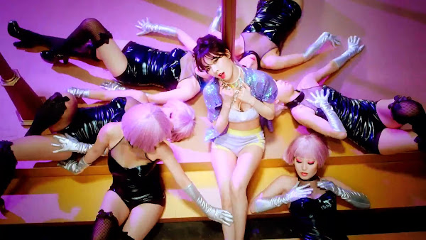 Hyuna Whatcha Doin' Today