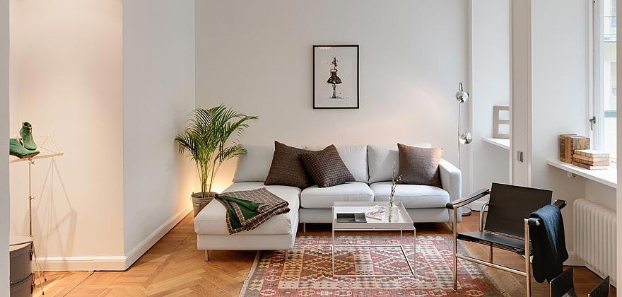 Decoraci n en mini apartamentos fincas chueco blog for Decoracion de mini apartamentos